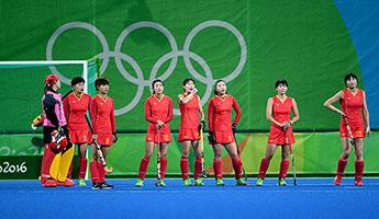 中国女曲0-1憾负荷兰 崔秋霞:还是有点遗憾
