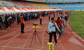 2016年全国射箭奥项赛男女个人1
