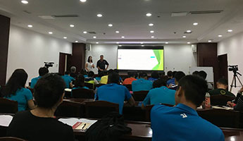 2016年全国高级裁判员培训班在江苏武进开班
