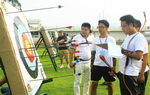 """2016年""""箭舞中华""""大众射箭体验展示活动"""