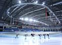 新疆冬运中心速度滑冰馆