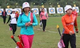 2016年全国室外射箭锦标赛男、女