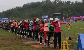 2016年全国室外射箭锦标赛男、女个人淘汰赛(6)
