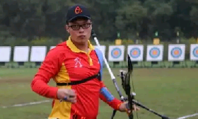 2016年全国室外射箭锦标赛男、女个人淘汰赛(7)