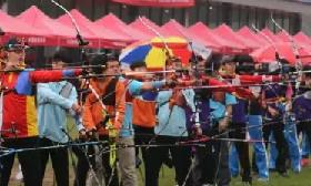 2016年全国室外射箭锦标赛男、女个人淘汰赛(8)