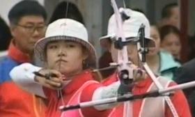 2016年全国室外射箭锦标赛女子团