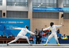 全国冠军赛首站第一日集锦