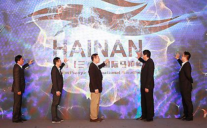 海南三亚国际马拉松2月再度鸣枪 报名火热启动