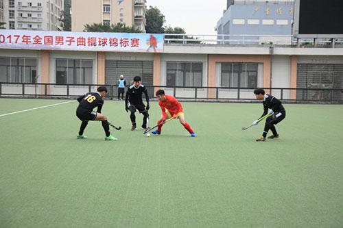 2017男曲锦标赛小组赛结束 辽宁内蒙古列小组第一