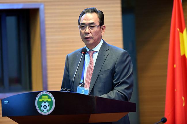 第十届中国足球协会第三次会员大会在武汉圆满落幕-金沙娱乐网址