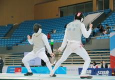 全国击剑冠军赛第二站第二日集锦