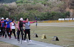 全国射箭冠军赛首日