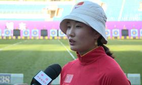 2017射箭世界杯中国女团憾负俄罗