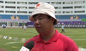 2017射箭世界杯中国选手王大鹏止