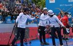 上海世界杯复合弓决赛