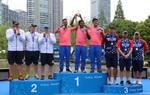 上海世界杯复合弓颁奖