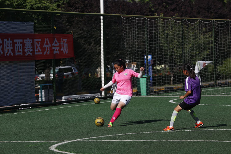 以青春之名 为陕西征战全运会笼式足球全力以赴-金沙娱乐网址