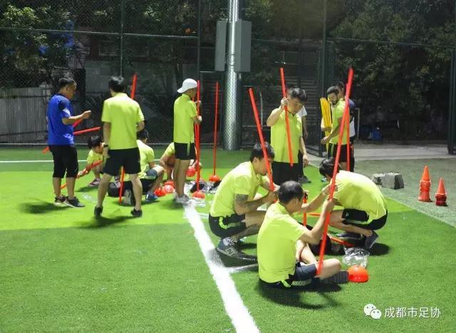 吹响集结号,成都市国家青训中心男子精英足球运动员端午节训练营开营-金沙娱乐网址