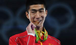2016年里约奥运会 赵帅夺冠成男子第一人