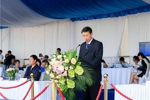 2017浪琴表中国马术巡回赛大连站开幕式隆重举行