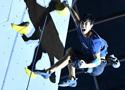 【组图】全运群众项目比赛攀岩入围赛男子难度赛