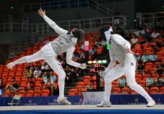 2017年全国击剑锦标赛第二日集锦