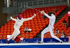 2017年全国击剑锦标赛第三日集锦