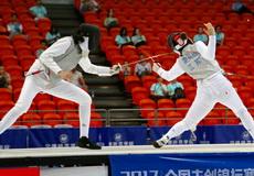 2017年全国击剑锦标赛第五日集锦