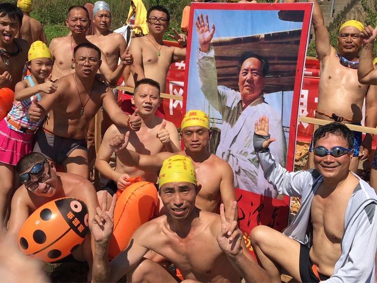 2017年全民游泳健身周吉安站活动记实