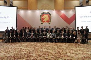 季道明同志成功当选亚洲马术联合会第一副主席