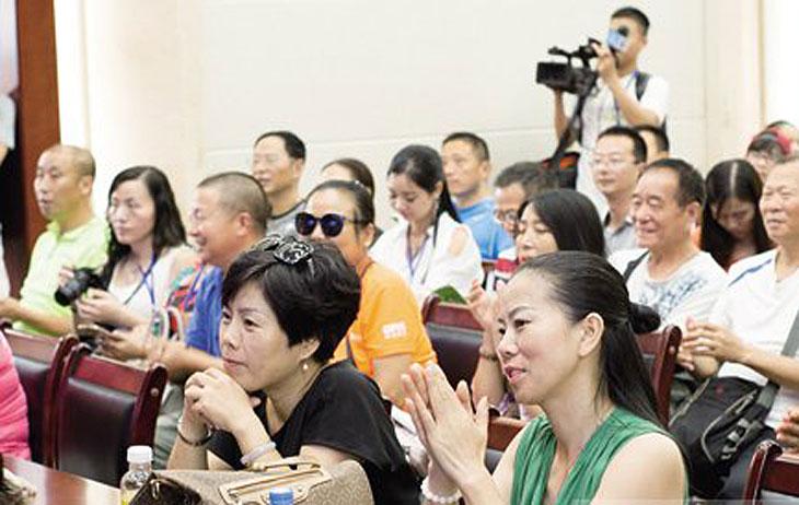 2017全国户外安全教育计划公益巡讲(黄石站)举行