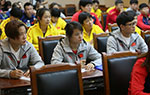国家柔道队入队仪式举行 东京奥运备战拉开序幕