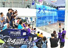 2017中国壁球大奖赛圆满落幕