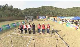 女子团体金牌决赛