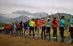 全国射箭青少年训练营组