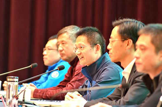 中国登山协会青少年工作年终交流活动成功举行