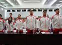平昌冬奥会中国代表团成立
