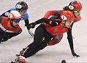 中国队进5000米接力决赛