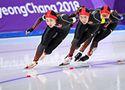 女子团体1/4决赛中国第5