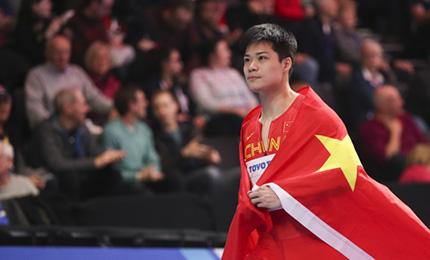 苏炳添创造历史!赢得室内世锦赛男子60米银牌