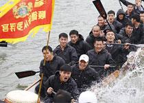 中华龙舟大赛重庆合川站落幕