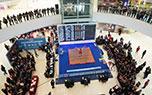 让赛事走进商场 全国U18举重锦标赛海宁落幕