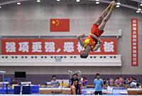 亚运会体操项目选拔测验举行