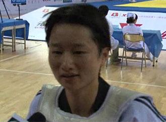 吳靜鈺半決賽失利 坦言挑戰57公斤級很吃虧