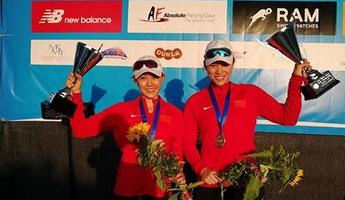 中国队世青赛喜得一枚银牌