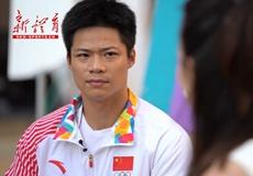 亚运声音:田径男子100米冠军苏炳添