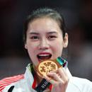 刘灵玲亚运会个人赛夺冠