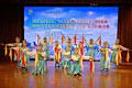 2018上海市社区体育联盟筷子操(舞)大赛举行
