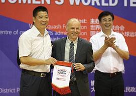 2018世界女子壁球团体锦标赛在辽宁省大连市圆满落下帷幕