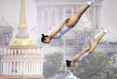 蹦床世锦赛首次设立大团体赛 中国队夺得冠军